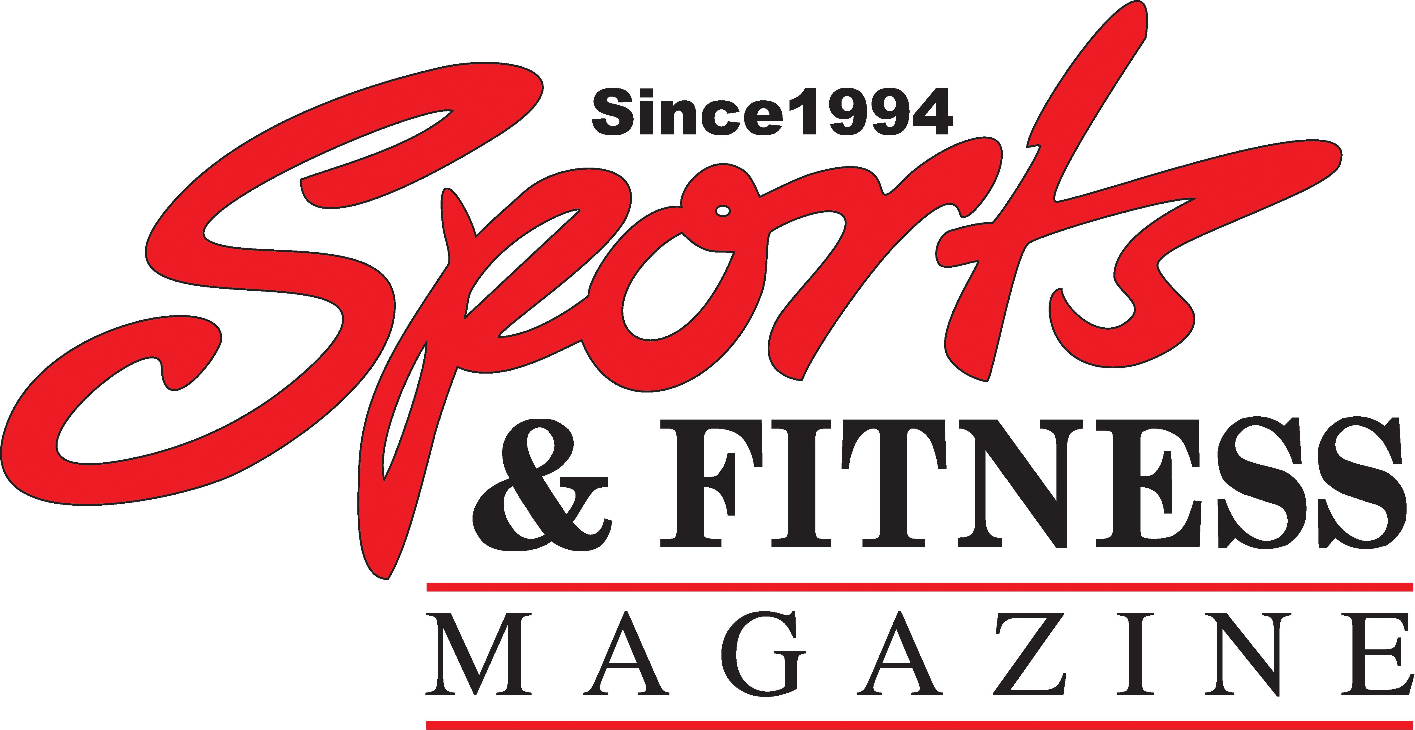 Sports and Fitness Magazine Logo